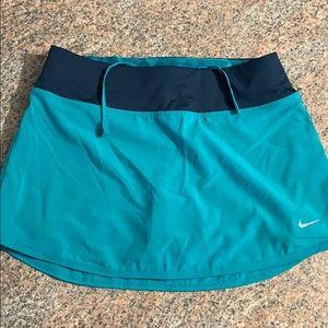 Nike Dryfit running/tennis skort